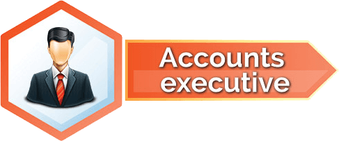 placement as accounts executive in kolkata